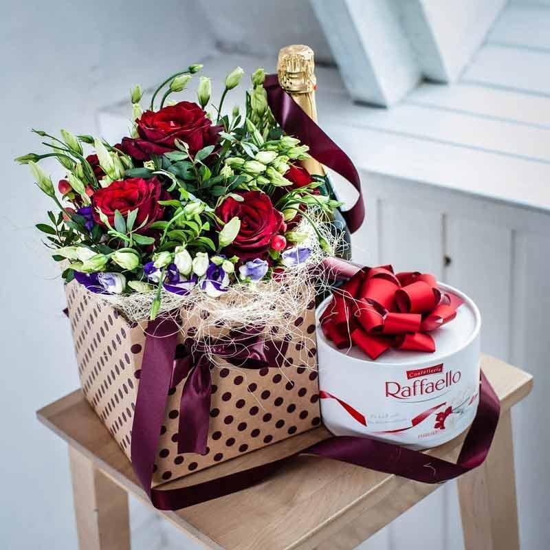 певицы картинки цветы в коробке оригинальные компании